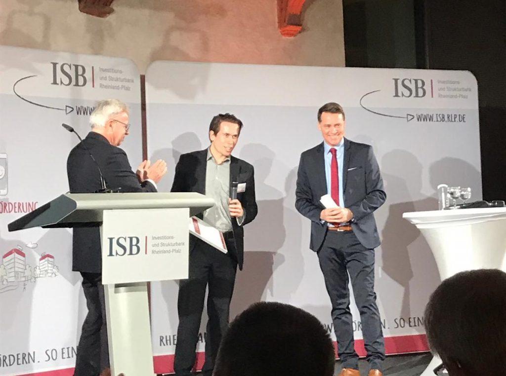 Sonderpreis für LIME beim Pioniergeist 2019