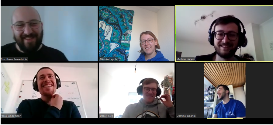 LIME Team Videocall