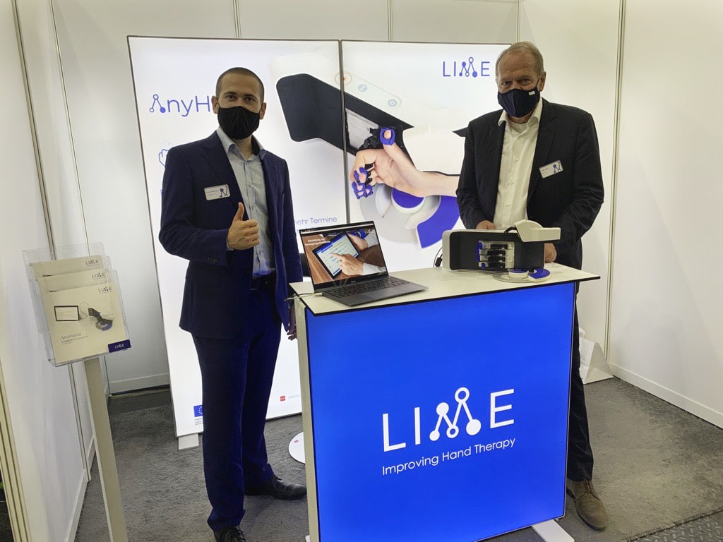 LIME reports on first patient applications