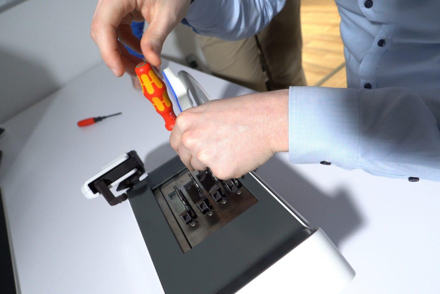 AnyHand Service Reparatur